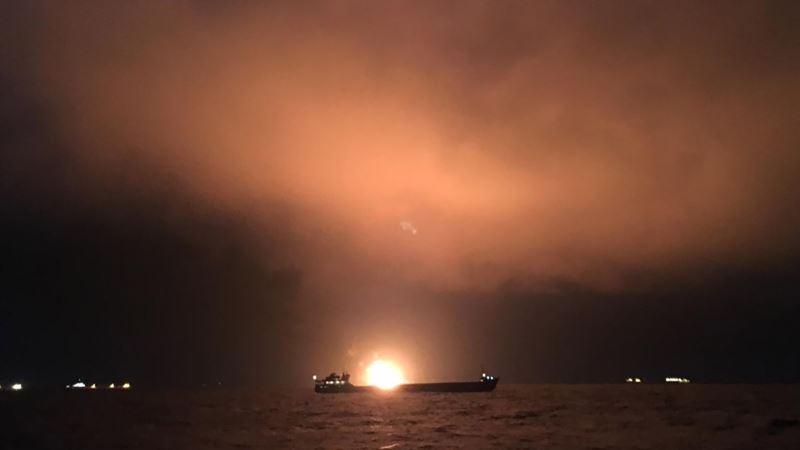 Пострадавшие у берегов Крыма моряки находятся без присмотра профессиональных медиков – врачи