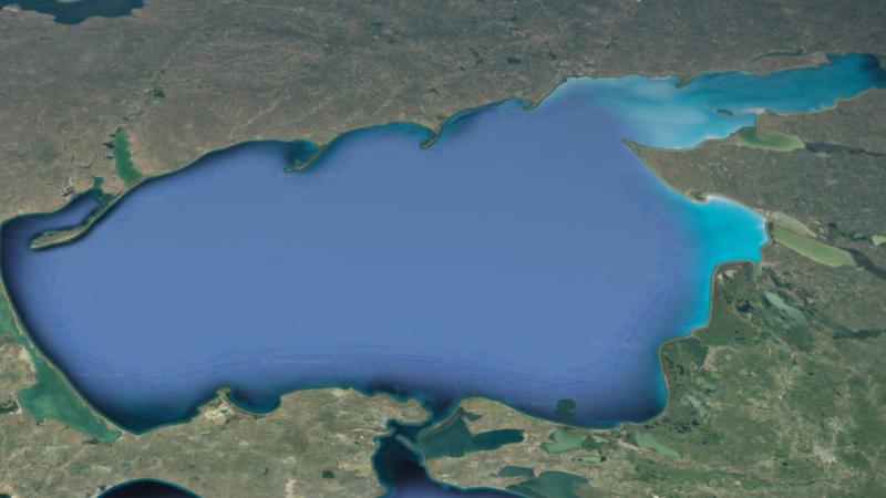 Украинские пограничники получили новый катер-перехватчик на Азовском море