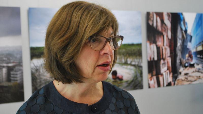Член Европарламента Ребекка Хармс примет участие в международном форуме «Крым. Пять лет сопротивления»