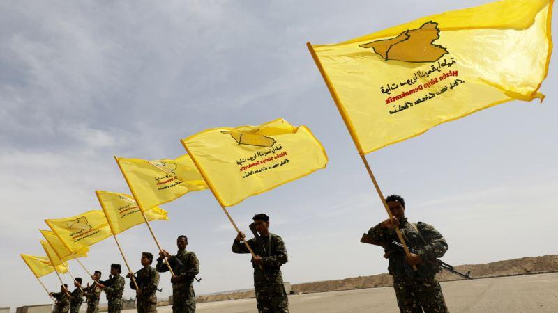 Союзники США в Сирии начали «решающую битву» против ИГИЛ