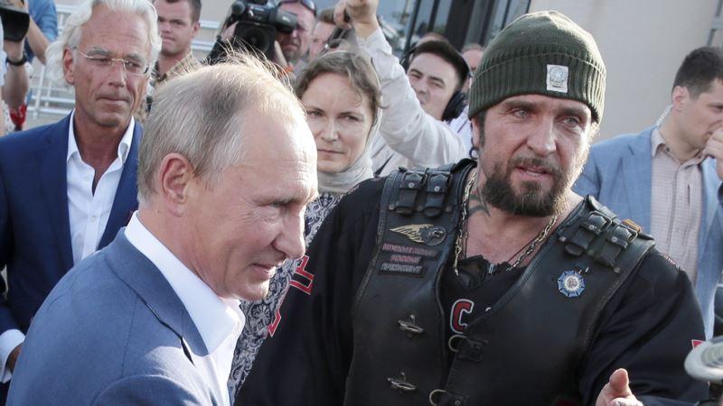 Власти Крыма договорились с «Хирургом» провести автопробег в годовщину «крымского референдума»