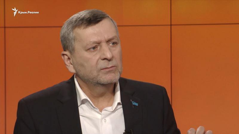 Большое интервью Ахтема Чийгоза о сопротивлении Крыма оккупации (трансляция)