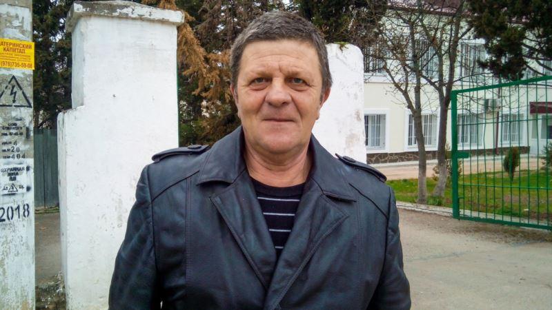 Севастополь: левый активист Большаков заявил в суде, что перед допросом ему вкололи неизвестный препарат