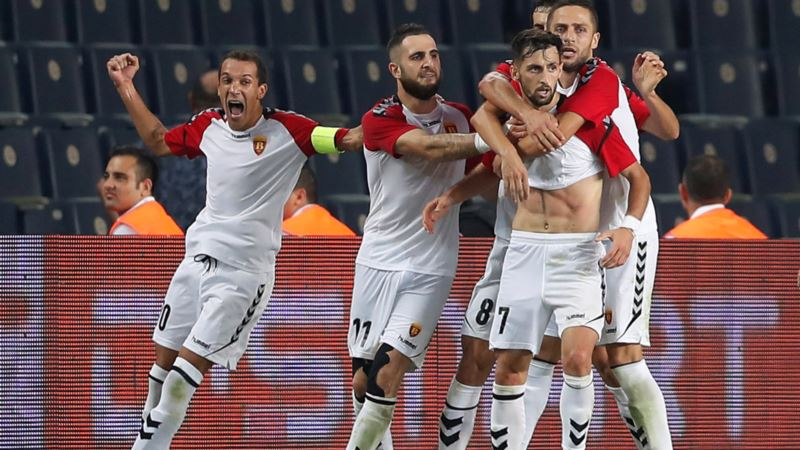 Лига Европы: «Зенит» проиграл «Фенербахче»