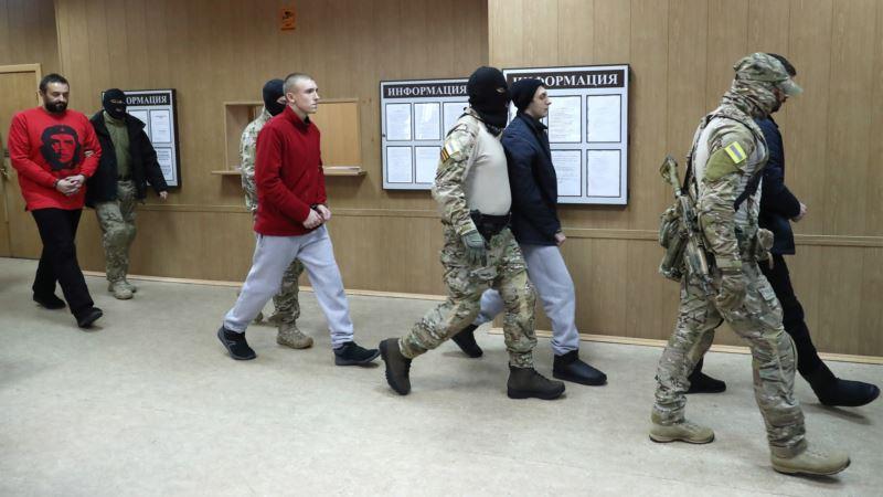 ФСБ России отказалась передать Украине раненых моряков для лечения