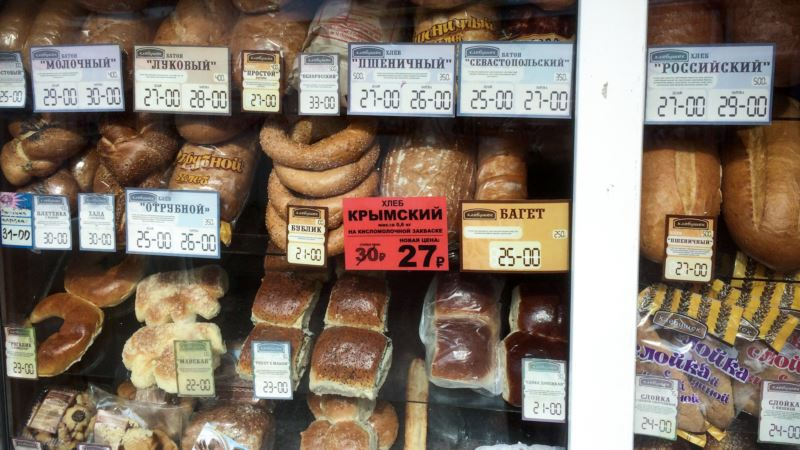 «Молчать и платить налоги». В Севастополе закрываются небольшие магазины