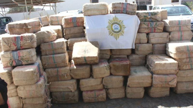 В Кабо-Верде на борту корабля нашли 9,5 тонн кокаина: российский экипаж арестован