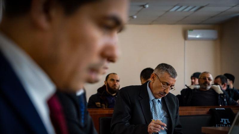 ЕСПЧ принял жалобу крымскотатарского активиста на приговор по «делу о сепаратизме»
