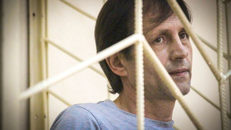 Украинского активиста Балуха перевезли из Крыма в Краснодар – Денисова