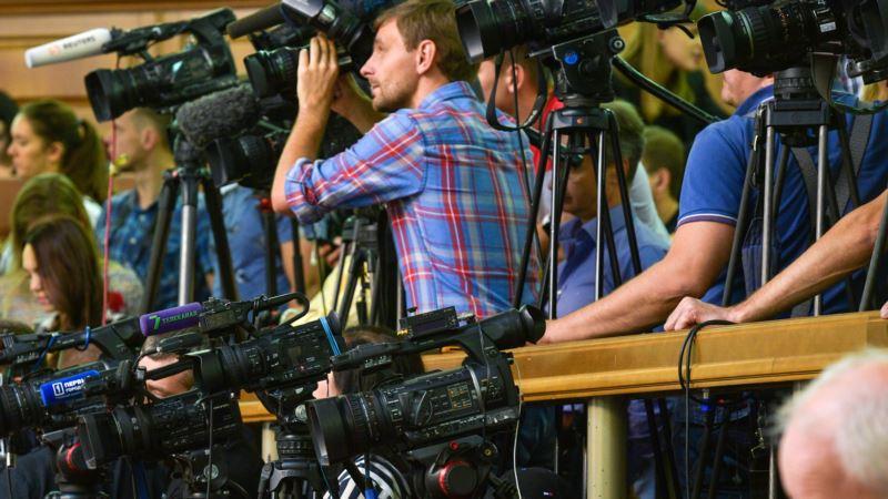 Фотограф, которая сотрудничает с Крым.Реалии, пояснила запрет на въезд в Крым своей профессиональной деятельностью
