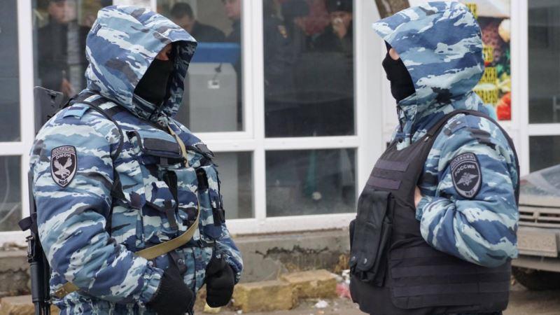 Российский социолог: для колонизации Крыма используют силовиков из «горячих точек» Северного Кавказа