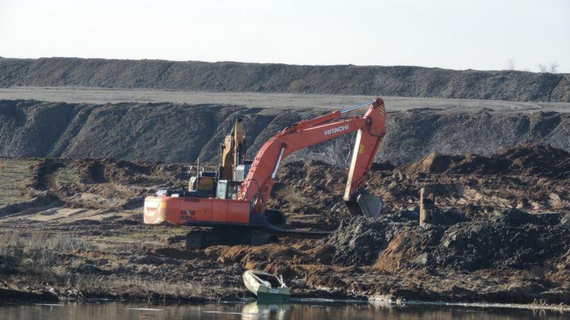 Добыча токсичного песка в Керчи может привести к экологической катастрофе – украинское министерство