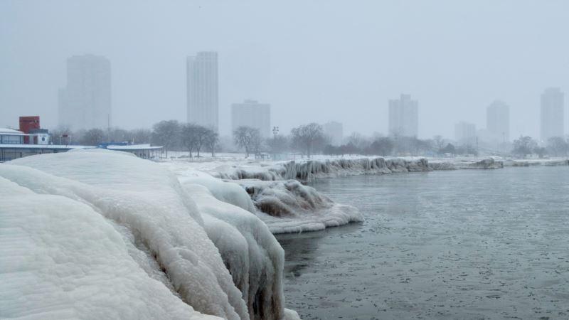 Арктический холод в США: более двух десятков человек погибли, сотни пострадали