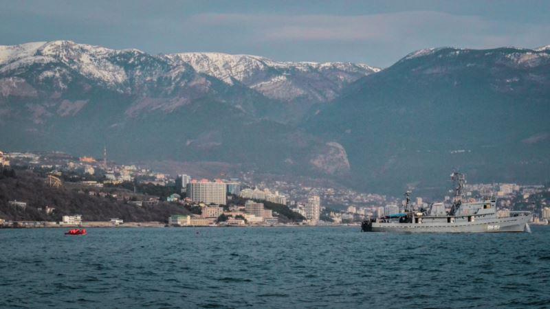 Крым вошел в тройку направлений для отдыха весной в соседней России
