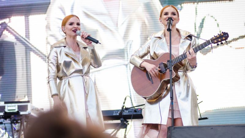 Крымчанки ANNA MARIA выступят во втором полуфинале украинского отбора «Евровидения»