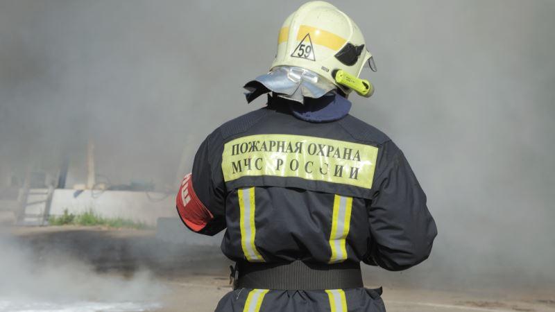 Пожар в центре Москвы: число погибших возросло