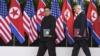 Ким Чен Ын едет на встречу с Трампом на бронированном поезде