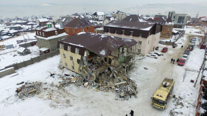 Взрыв в жилом доме Красноярска: задержали собственника здания