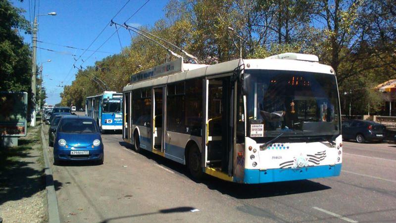 В Керчи на линию не вышли троллейбусы – СМИ