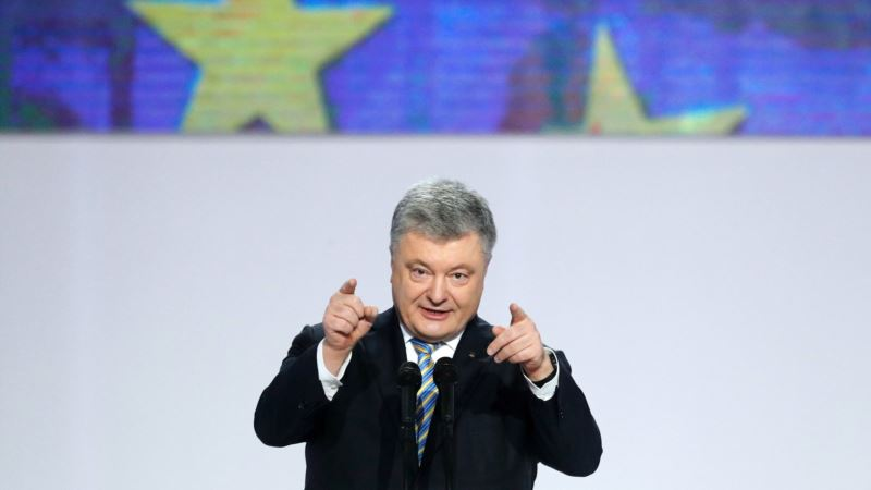 Порошенко подал документы в ЦИК Украины