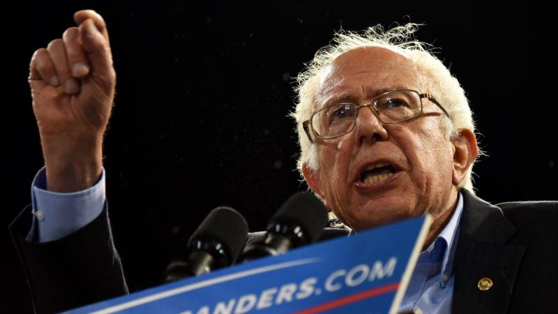 Берни Сандерс заявил об участии в президентской гонке в США