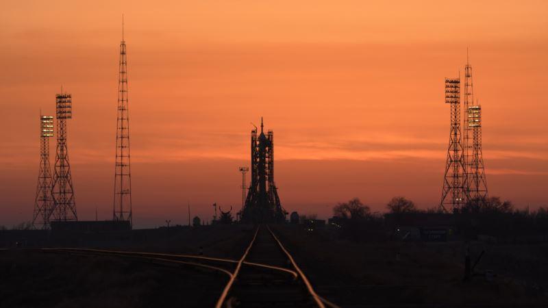 Российский «Союз МС-12» с экипажем стартовал с Байконура
