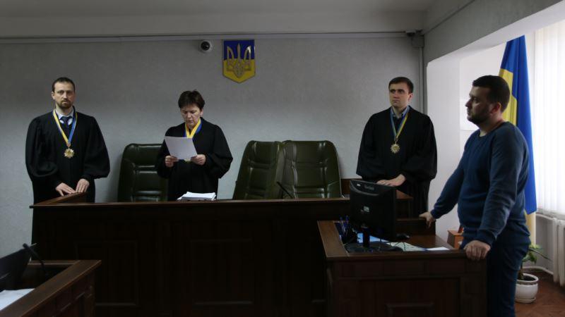 В Киеве продлили арест военному медику из Судака, обвиняемому в госизмене и дезертирстве