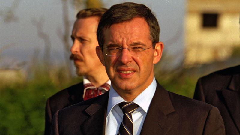 Французскому политику Мариани вручили медаль в честь пятилетия аннексии Крыма