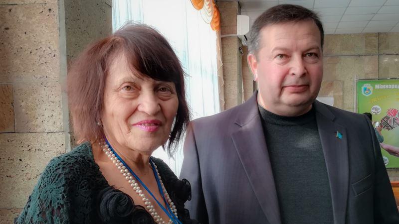 «Не склоним головы перед врагом»: Супруга Джемилева выступила на женском форуме в Геническе