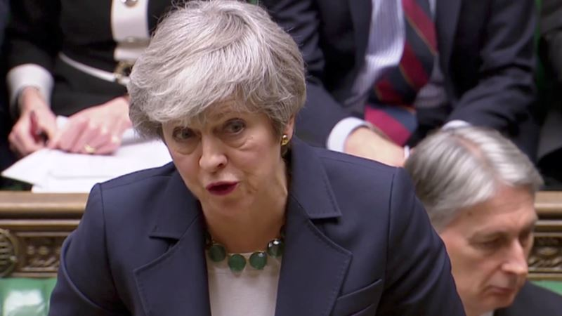 Парламент Великобритании проголосовал против выхода из ЕС без соглашения