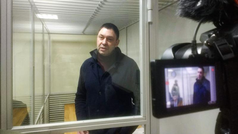 Руководителя «РИА Новости-Украина» на этой неделе этапируют из СИЗО Херсона в Киев