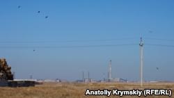 На севере Крыма зафиксировали новые выбросы химических веществ в атмосферу
