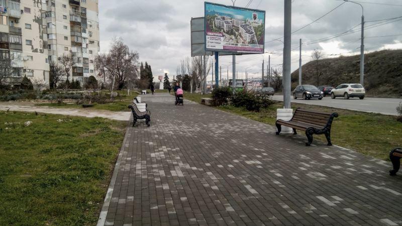 В Севастополе планируют потратить полмиллиарда на фонари, скульптуры и скамейки (+фото)