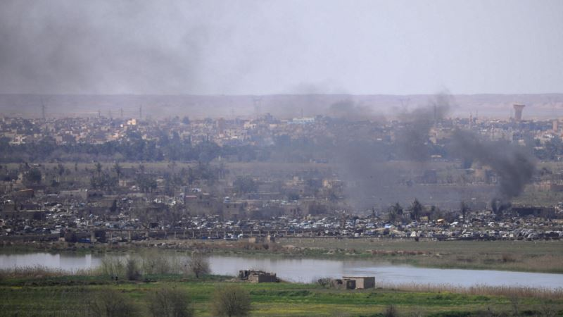 США приветствовали полное освобождение Сирии и Ирака от «Исламского государства»