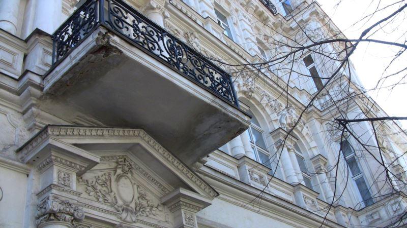 Севастопольцев хотят штрафовать за неопрятные фасады и балконы домов