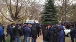 Российские силовики задержали 24-го крымскотатарского активиста – адвокат