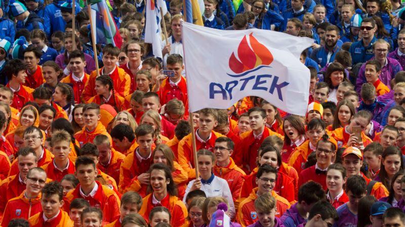 В крымском «Артеке» насчитали 4 тысячи иностранных детей с 2014 года