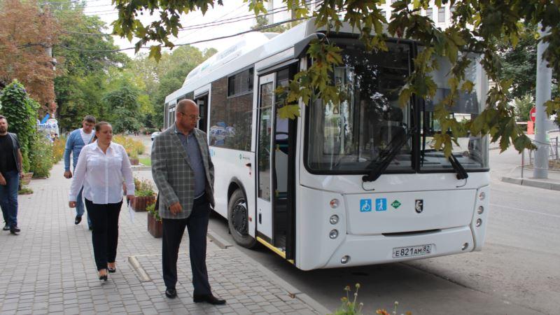 В Ленинском районе Крыма утвердили новые схемы автобусных маршрутов – Минтранс