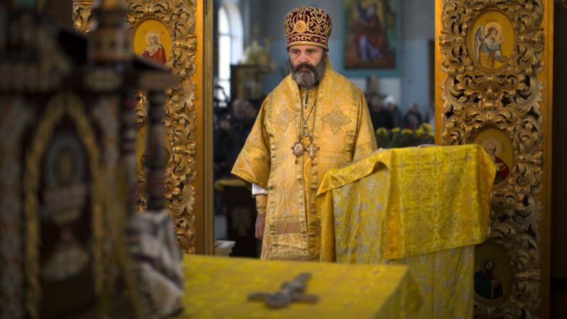 ПЦУ подтвердила задержание архиепископа Климента в Симферополе