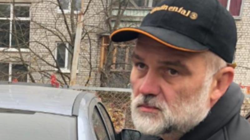 Суд в Киеве продлил арест бывшему председателю Апелляционного суда Крыма