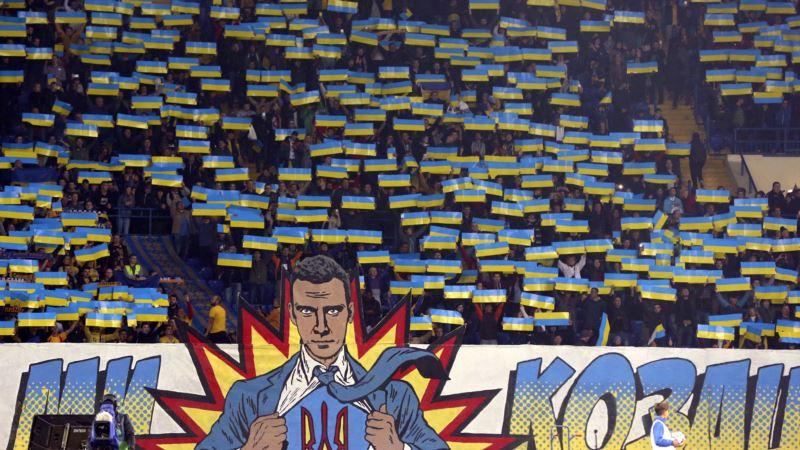 Мораес впервые сыграет в основном составе сборной Украины