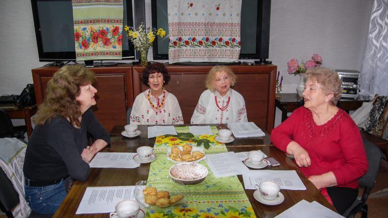 Активисты Украинского национально-культурного общества Севастополя провели весенние вечорницы