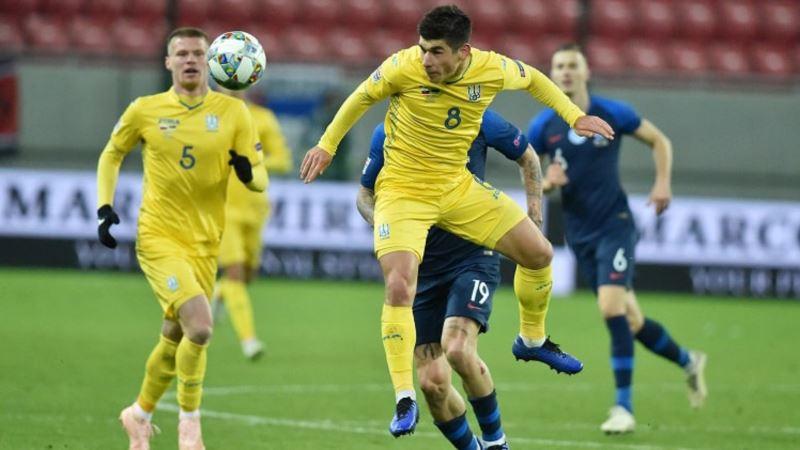 Отбор на Евро-2020: в победном для Украины матче экс-игрок «Севастополя» отбегал 90 минут