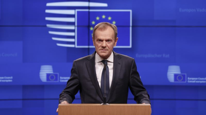 Brexit можно отложить при условии голосования о соглашении с ЕС в парламенте Великобритании – Туск