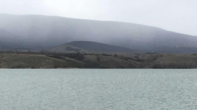В Крыму снова выпал снег (+фото, видео)