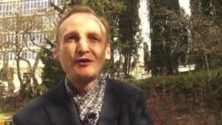 Ялтинского журналиста Гайворонского поместили в ИВС Симферополя