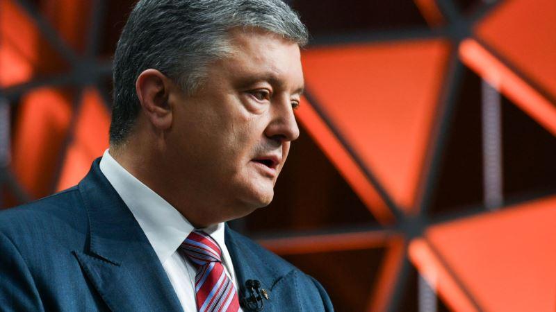 Порошенко: «Обыски и запугивания в Крыму – слабость оккупанта»