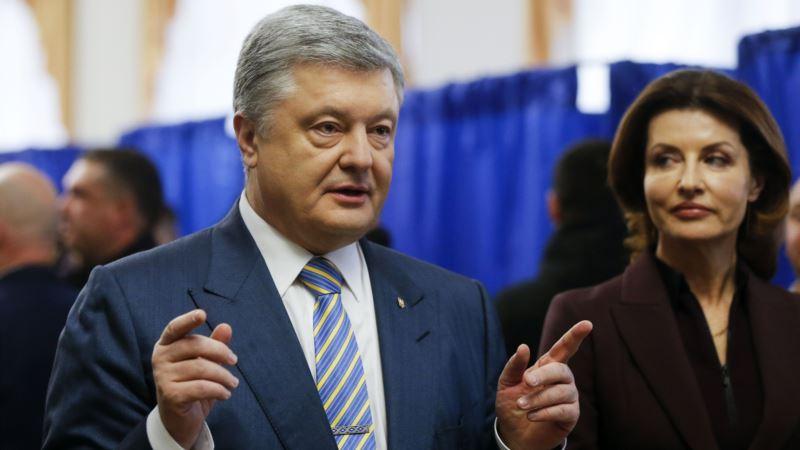 Украинцы сломали российский сценарий первого тура выборов – Порошенко