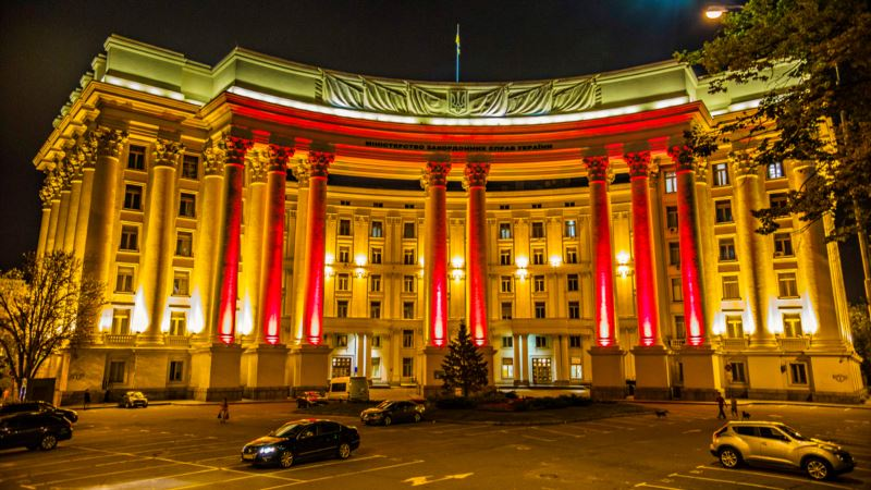 Киев направил Москве ноту протеста из-за визита делегации Госдумы России в Крым