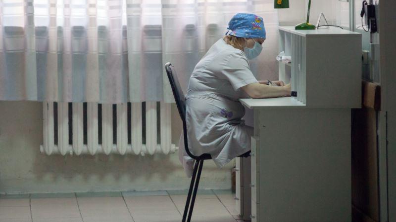В Минздраве Крыма рассказали о состоянии отравившейся школьницы из Красноперекопска